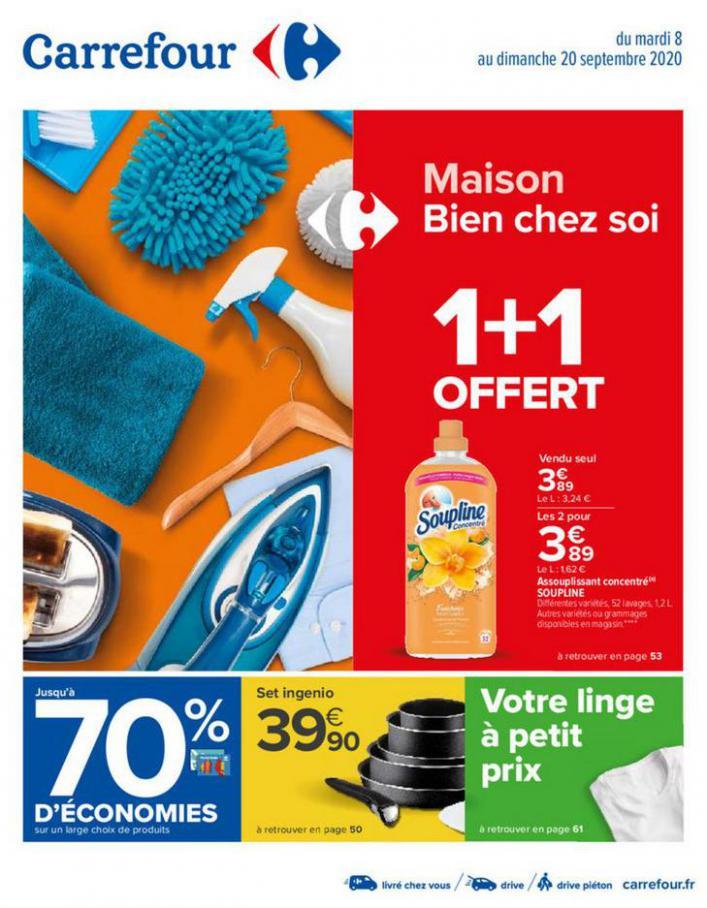 Maison bien chez soi . Carrefour (2020-09-20-2020-09-20)