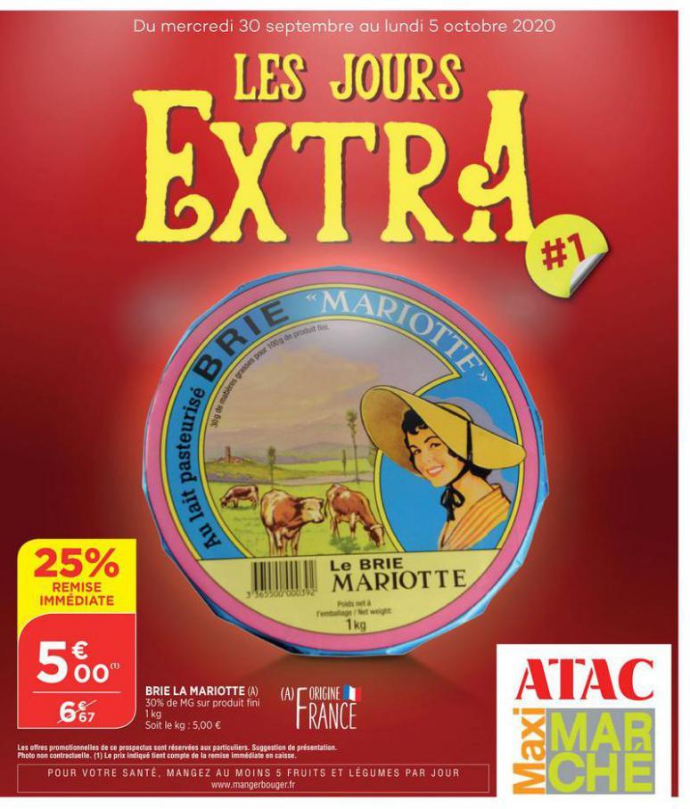 Catalogue Maximarché . Maximarché (2020-10-04-2020-10-04)