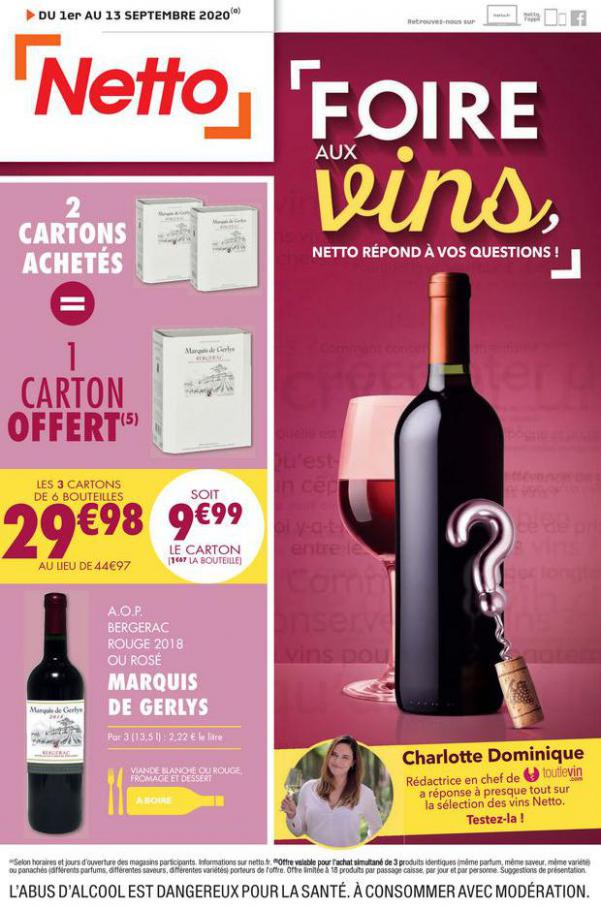 Catalogue Netto . Netto (2020-09-13-2020-09-13)