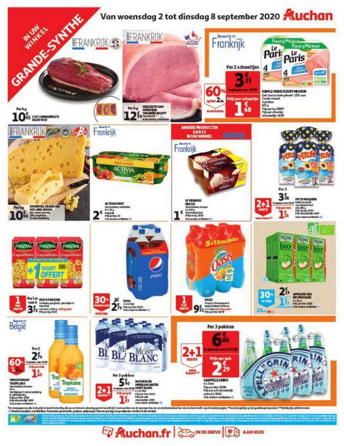 Sélection Spéciale . Auchan Direct (2020-09-08-2020-09-08)