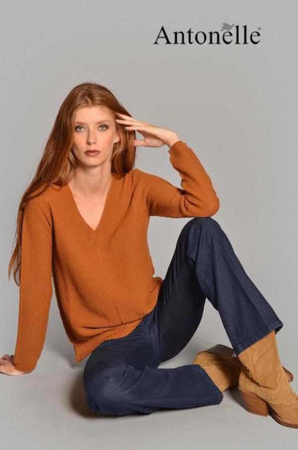 Collection Femme . Antonelle (2020-11-13-2020-11-13)