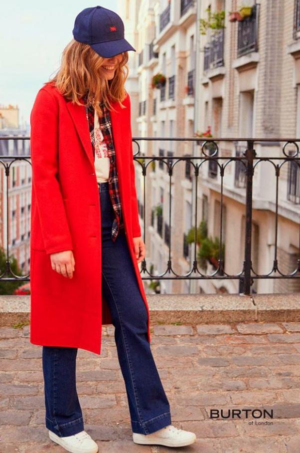 Nouveautés / Femme . Burton of London (2020-11-17-2020-11-17)