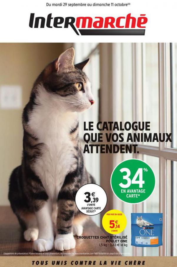 Catalogue Intermarché . Intermarché (2020-10-11-2020-10-11)