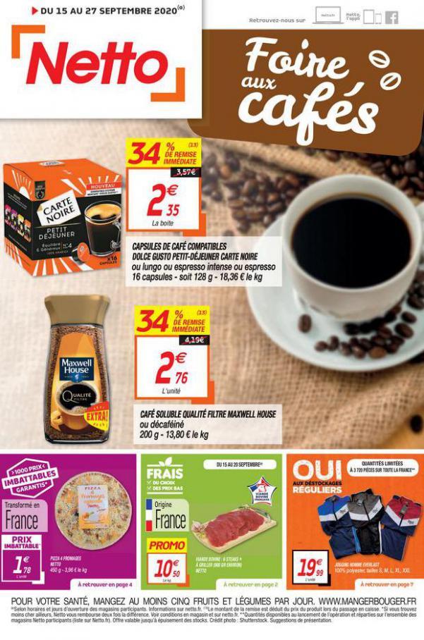 Catalogue Netto . Netto (2020-09-27-2020-09-27)