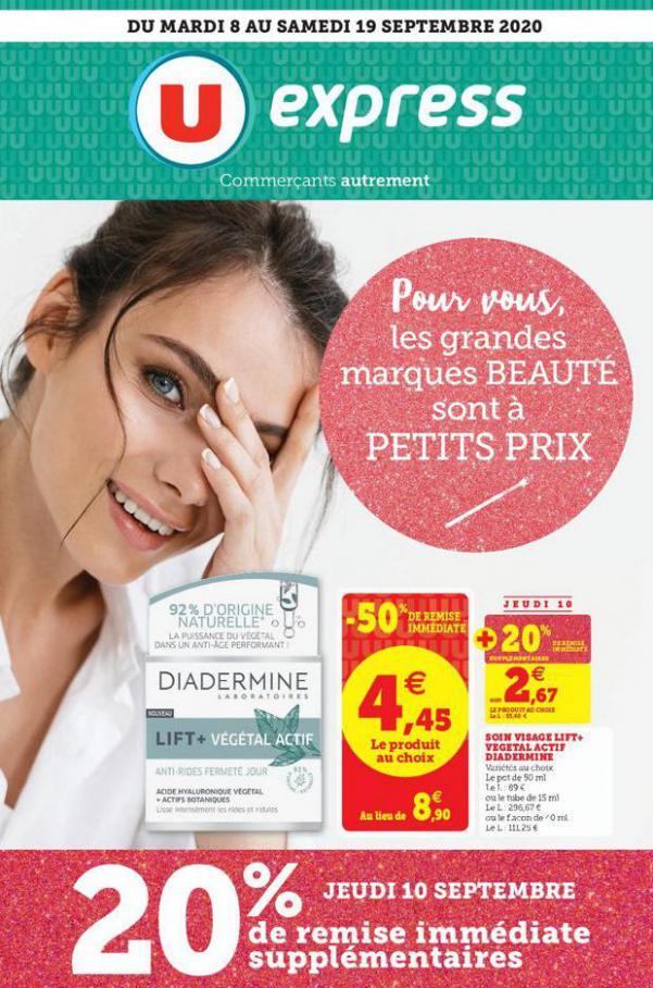Catalogue U Express . U Express (2020-09-19-2020-09-19)