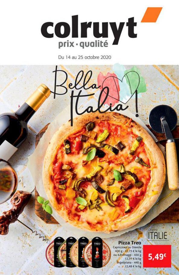 Bella Italia! . Colruyt (2020-10-25-2020-10-25)