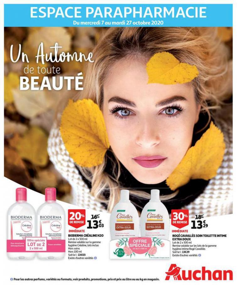 Un automne de toute beauté  . Auchan (2020-10-27-2020-10-27)