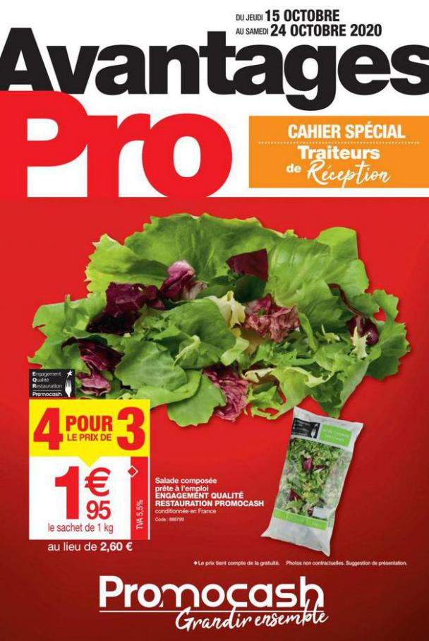 Catalogue Promocash . Promocash (2020-10-24-2020-10-24)