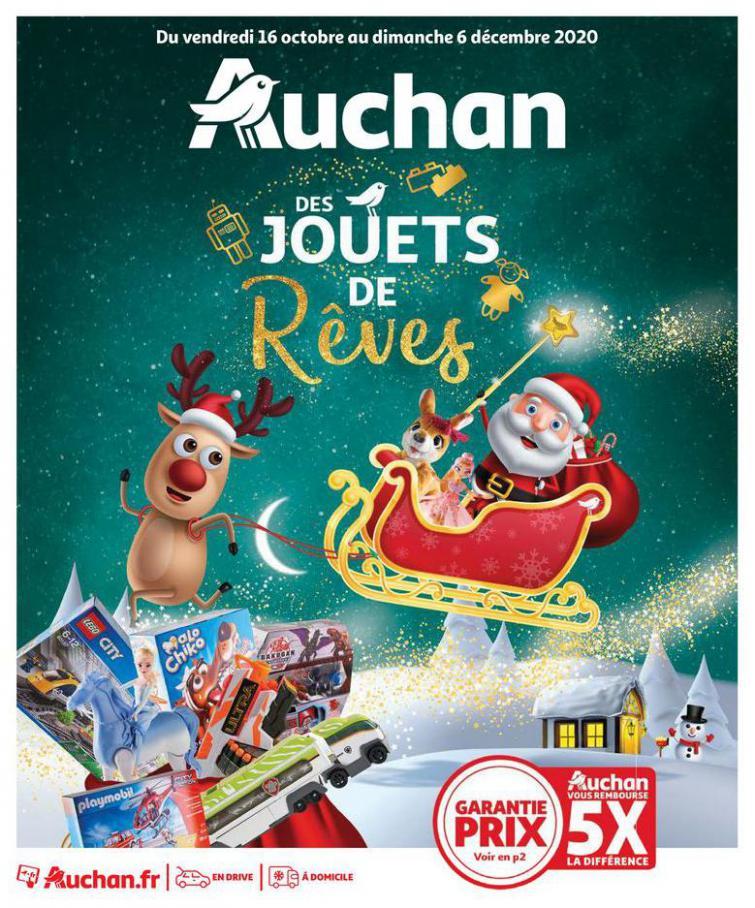 Des jouets de rêves . Auchan (2020-12-06-2020-12-06)