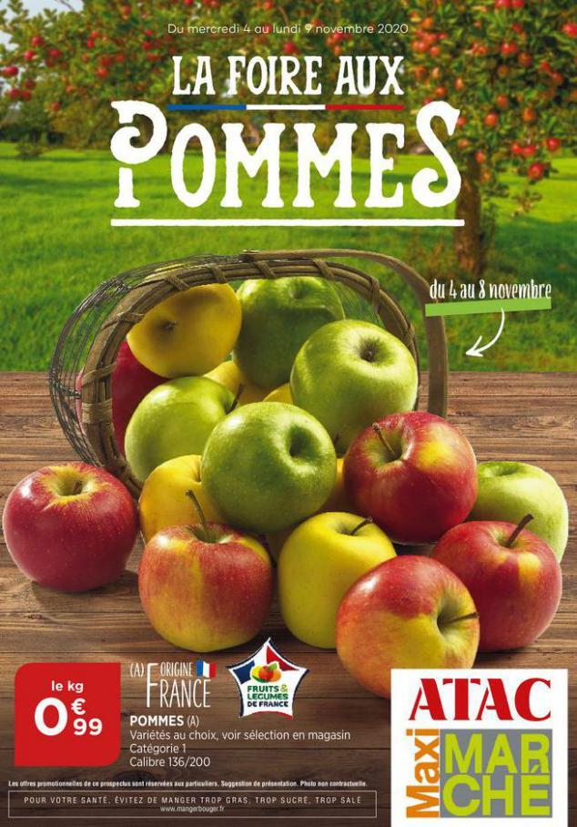 Catalogue Maximarché . Maximarché (2020-11-09-2020-11-09)