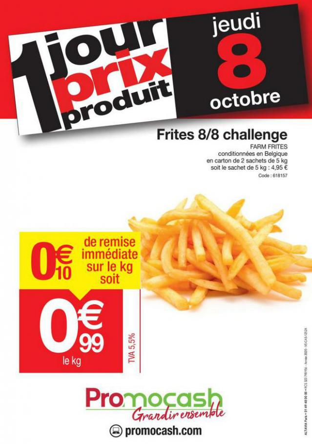 Catalogue Promocash . Promocash (2020-10-08-2020-10-08)