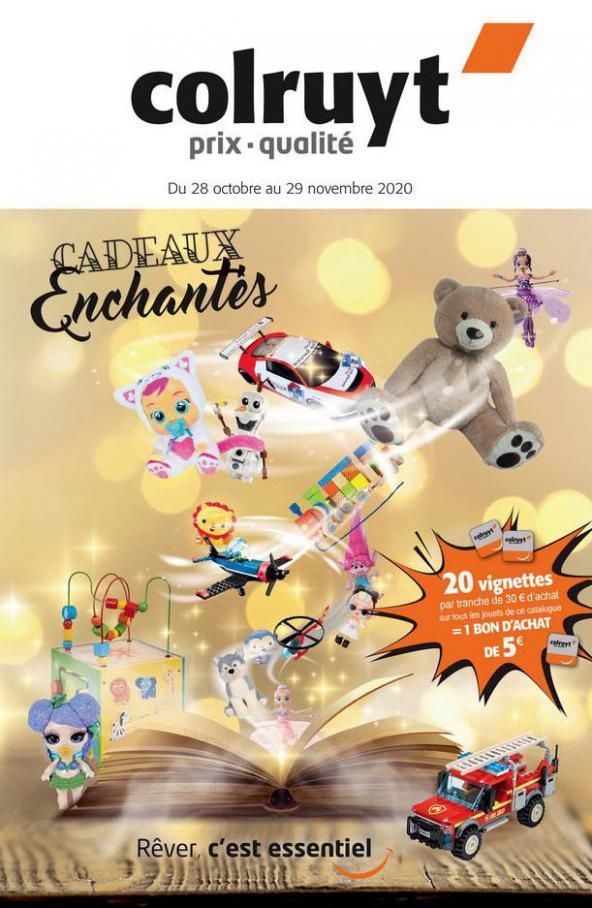 Cadeaux enchantés . Colruyt (2020-11-01-2020-11-01)