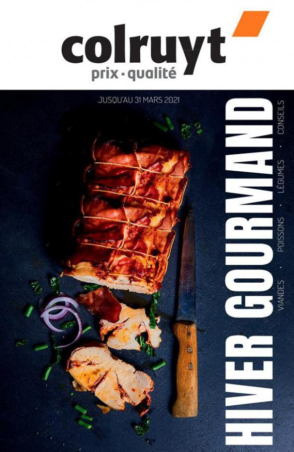 Hiver gourmand . Colruyt (2021-03-31-2021-03-31)