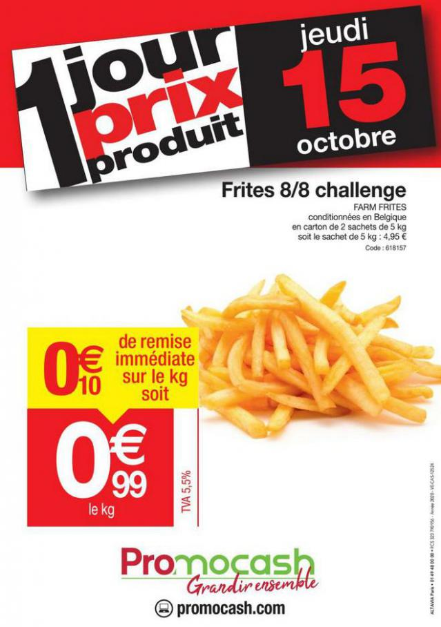 Catalogue Promocash . Promocash (2020-10-15-2020-10-15)