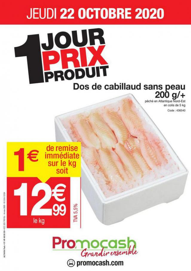 Catalogue Promocash . Promocash (2020-10-22-2020-10-22)