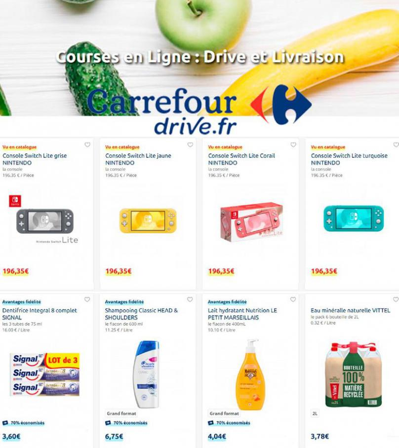 Offres Carrefour Drive . Carrefour Drive (2020-11-25-2020-11-25)