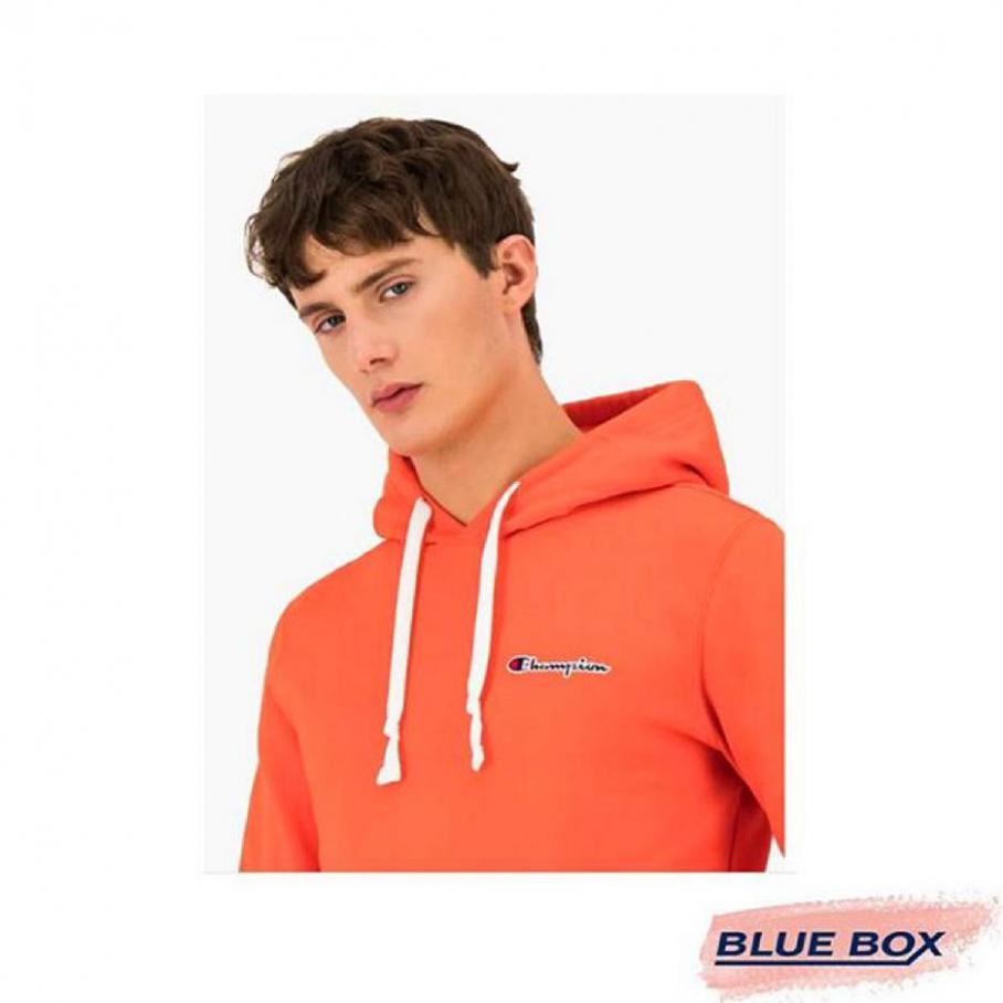 Collection Homme . Blue Box (2020-12-19-2020-12-19)