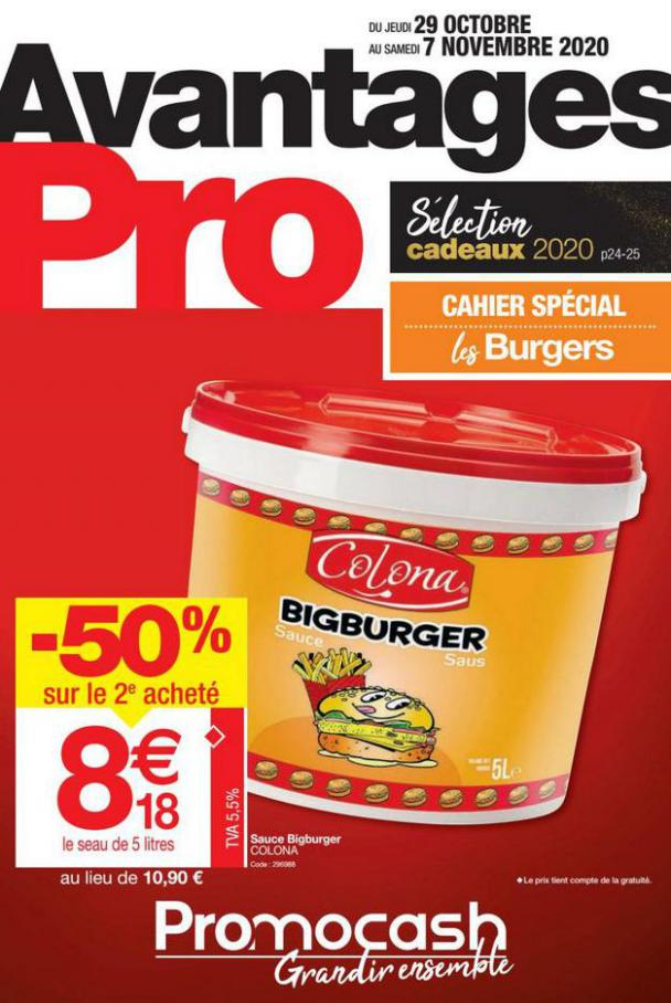 Catalogue Promocash . Promocash (2020-11-07-2020-11-07)