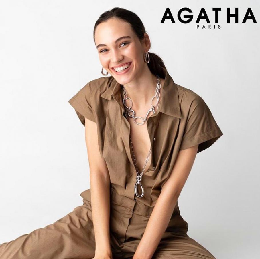 Les Nouveautés . Agatha (2020-12-21-2020-12-21)