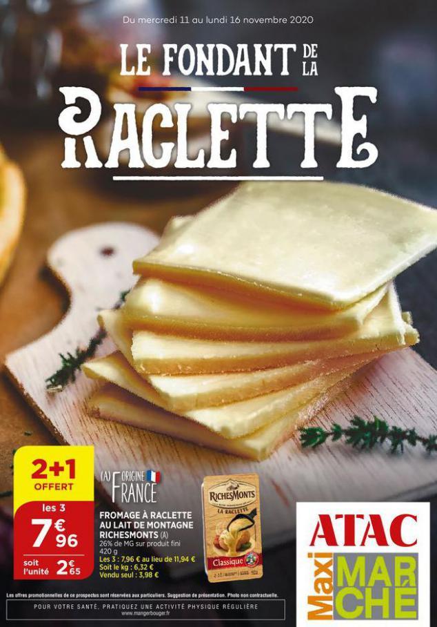 Catalogue Maximarché . Maximarché (2020-11-15-2020-11-15)