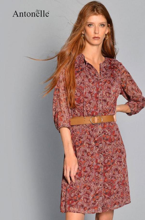 Collection Robe . Antonelle (2021-01-16-2021-01-16)