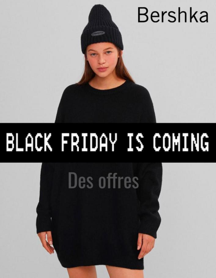 Des offres Bershka Black Friday . Bershka (2020-11-30-2020-11-30)