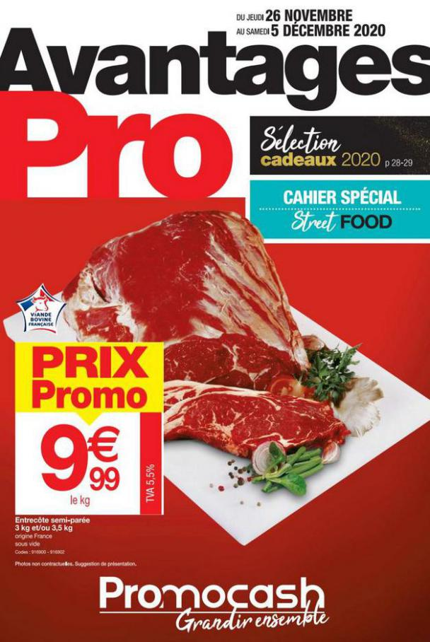 Catalogue Promocash . Promocash (2020-12-05-2020-12-05)