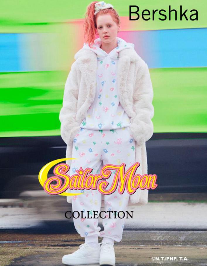 Collection Sailor Moon . Bershka (2021-01-04-2021-01-04)