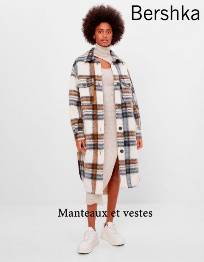 Manteaux et vestes . Bershka (2021-01-04-2021-01-04)