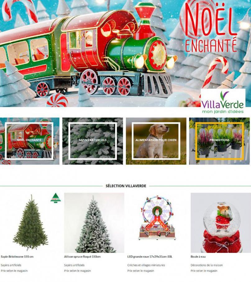 Noël enchanté . VillaVerde (2020-12-31-2020-12-31)