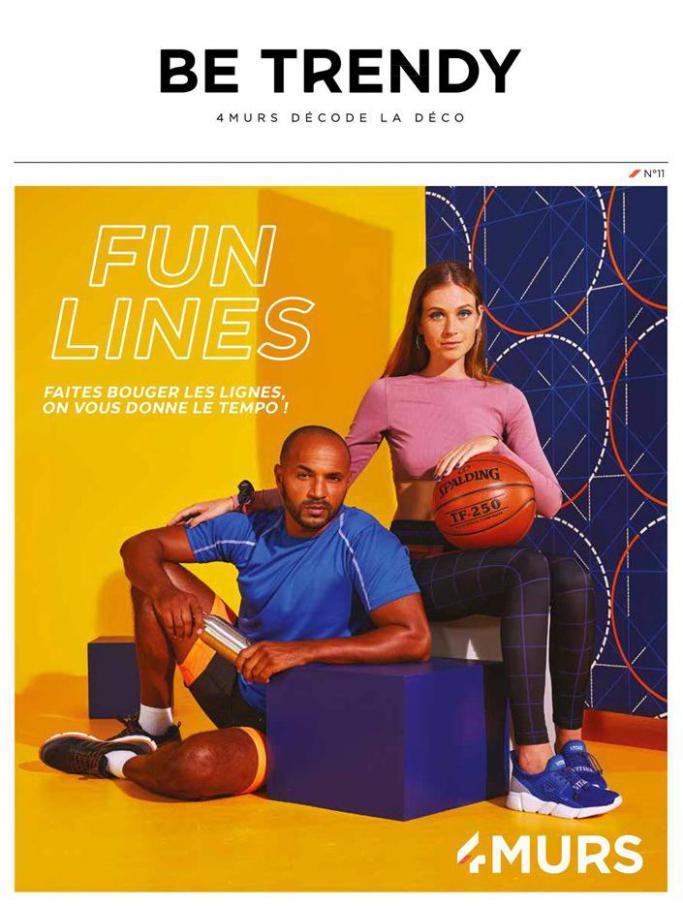 Fun Lines . 4 Murs (2020-11-30-2020-11-30)
