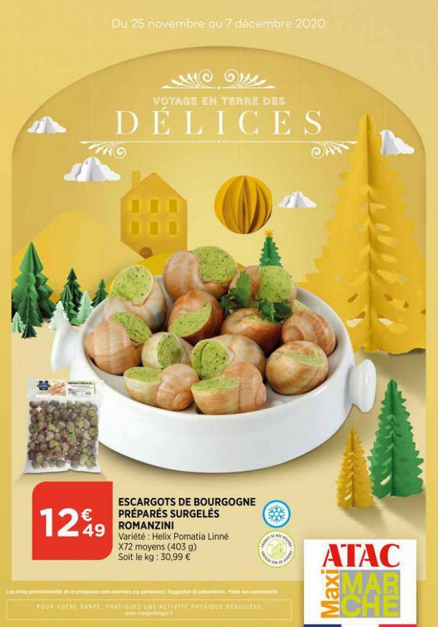 Catalogue Maximarché . Maximarché (2020-12-06-2020-12-06)