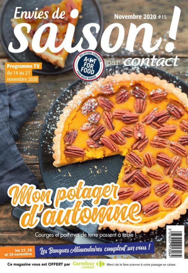 Contact Bi-mensuel S48/S49 . Carrefour Contact (2020-11-27-2020-11-27)