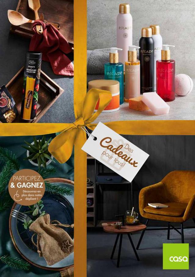 Des cadeaux pour tous ! . Casa (2020-12-31-2020-12-31)