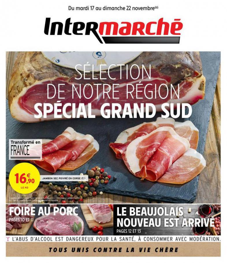 SÉLECTION DE NOTRE RÉGION . Intermarché (2020-11-22-2020-11-22)