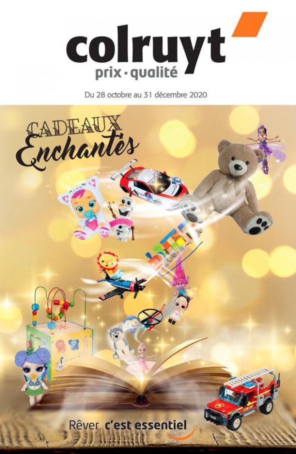 Cadeaux enchantés . Colruyt (2020-12-31-2020-12-31)