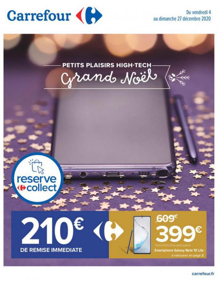Catalogue Carrefour . Carrefour (2020-12-31-2020-12-31)