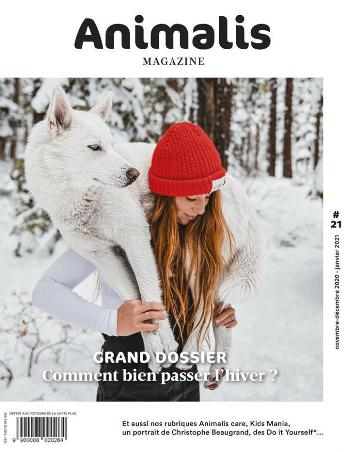 Animalis Magazine . Animalis (2020-12-31-2020-12-31)