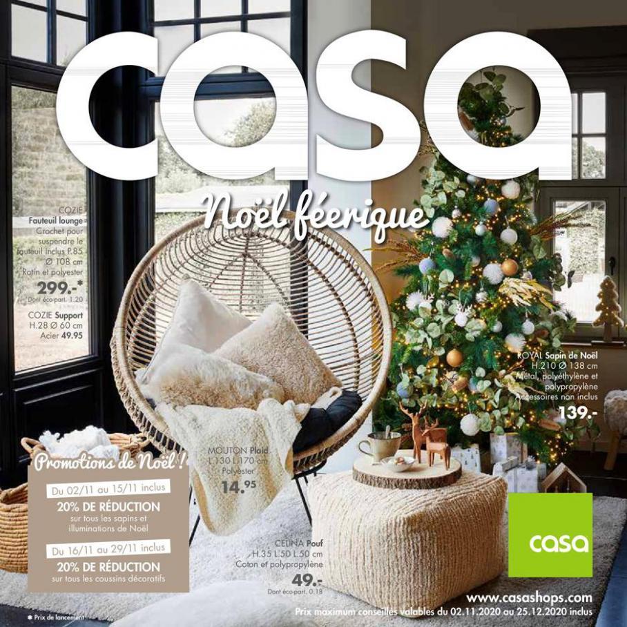 Noël féerique . Casa (2020-12-25-2020-12-25)