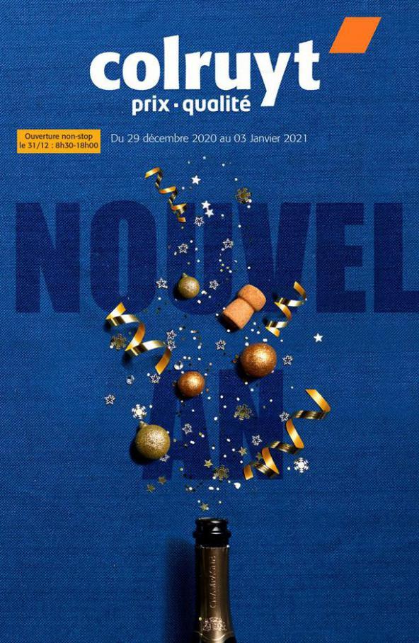 Nouvel An . Colruyt (2021-01-03-2021-01-03)
