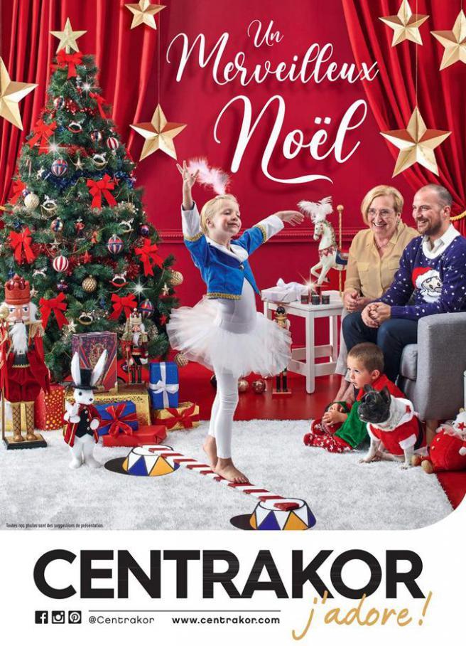 Un merveilleux Noël . Centrakor (2020-12-31-2020-12-31)