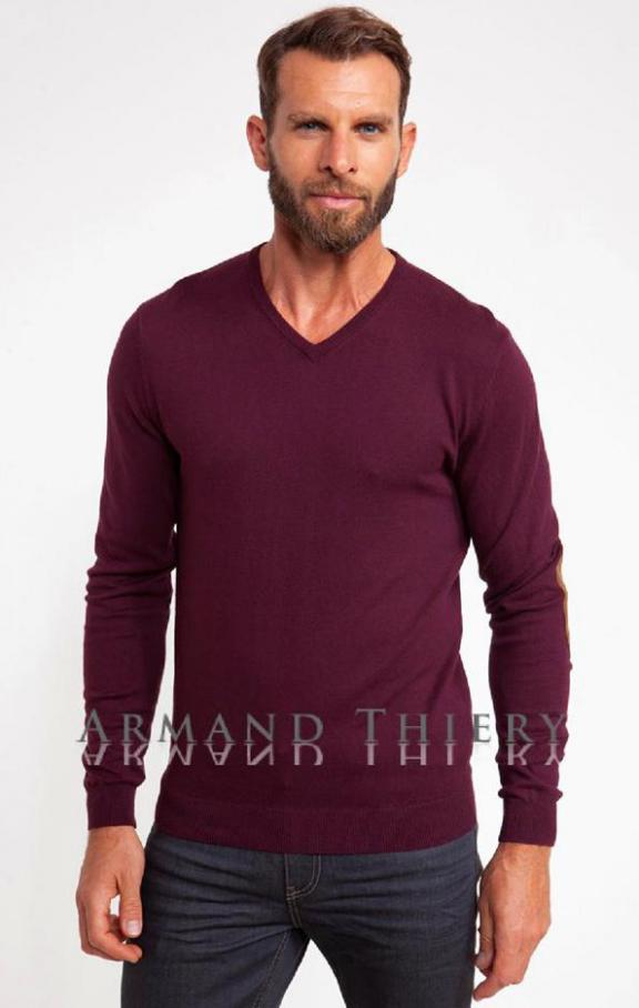 Pulls & Gilets Homme . Armand Thiery (2021-02-21-2021-02-21)