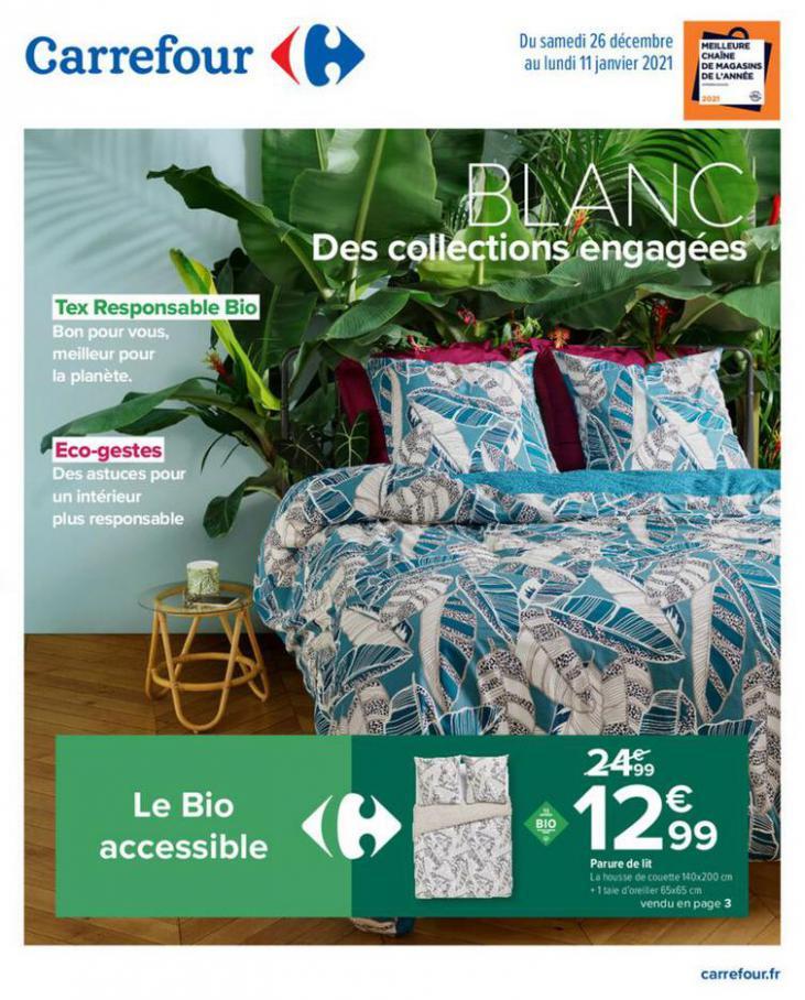 Le Blanc . Carrefour (2021-01-11-2021-01-11)