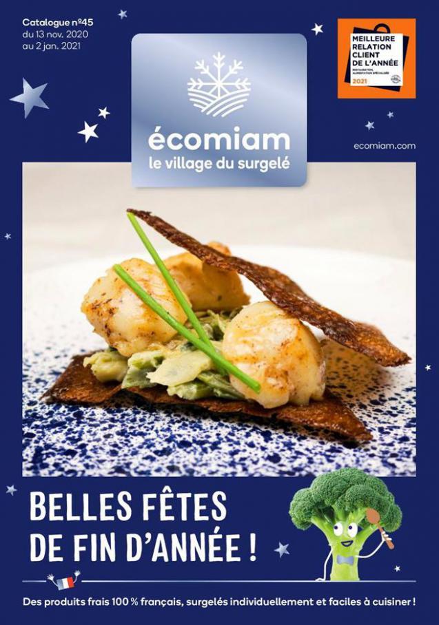 Catalogue festif 2020 ! . Ecomiam (2021-01-02-2021-01-02)