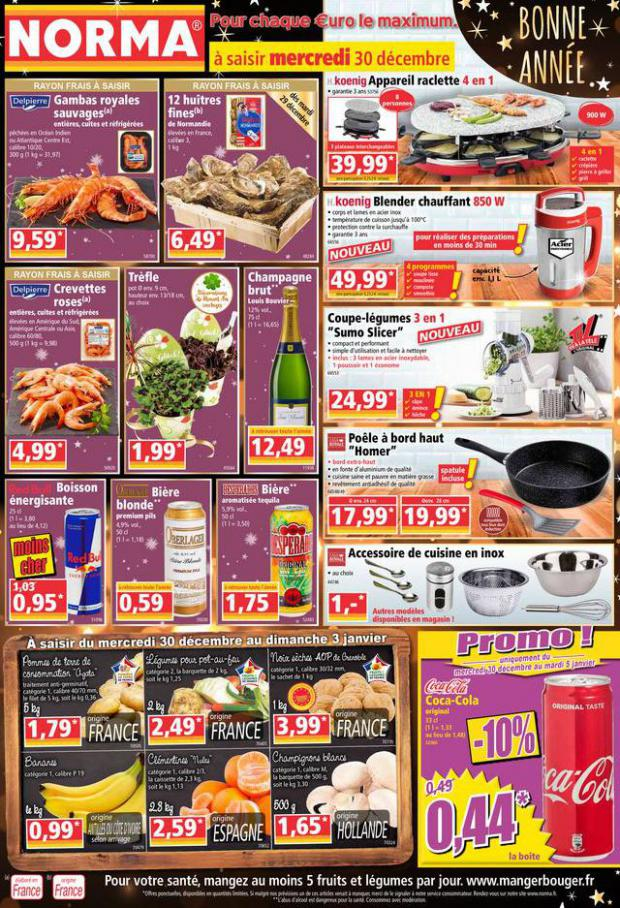 Catalogue Norma . Norma (2021-01-05-2021-01-05)