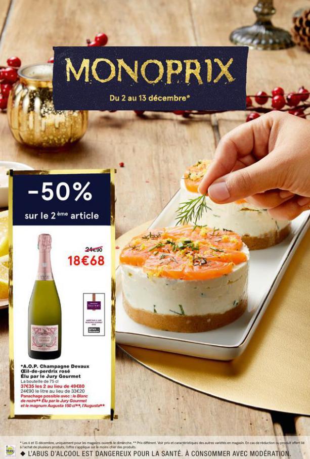 Noël . Monoprix (2020-12-13-2020-12-13)
