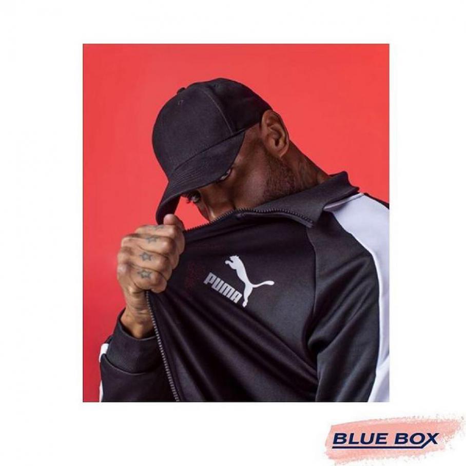 Les Nouveautés Homme . Blue Box (2021-02-21-2021-02-21)