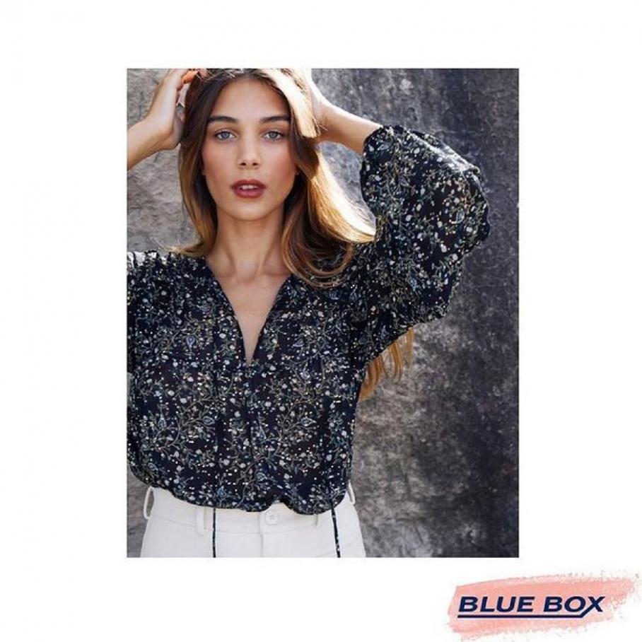Nouveautés Femme . Blue Box (2021-02-21-2021-02-21)