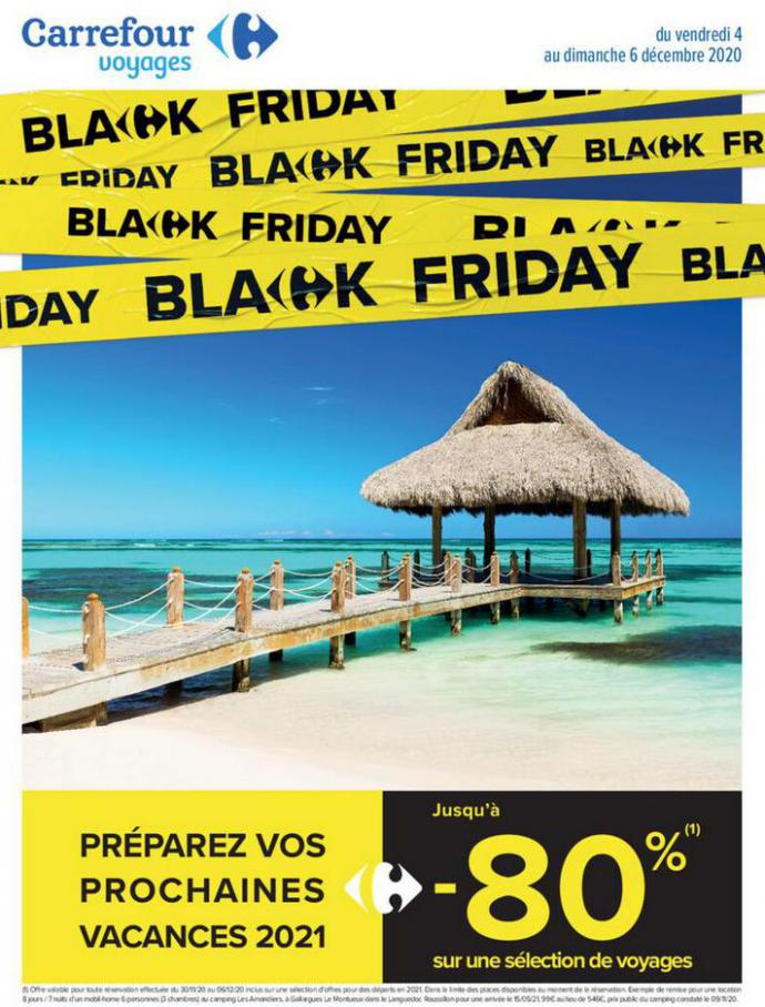 Offre Carrefour Black Friday . Carrefour (2020-12-06-2020-12-06)