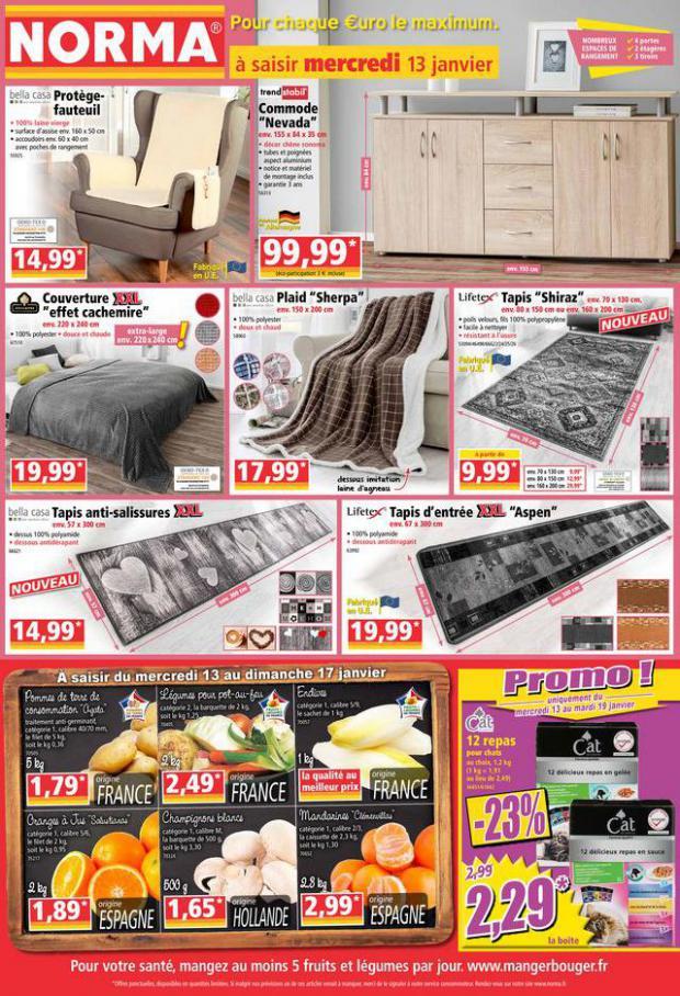 Catalogue Norma . Norma (2021-01-19-2021-01-19)